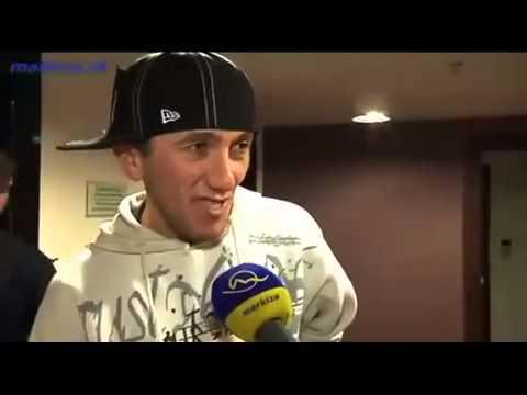 Štefan 'Roko' Lukáč v superstar TEMERAF