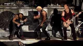 Rammstein - Du Hast - Hurricane Festival 2013 - Proshot
