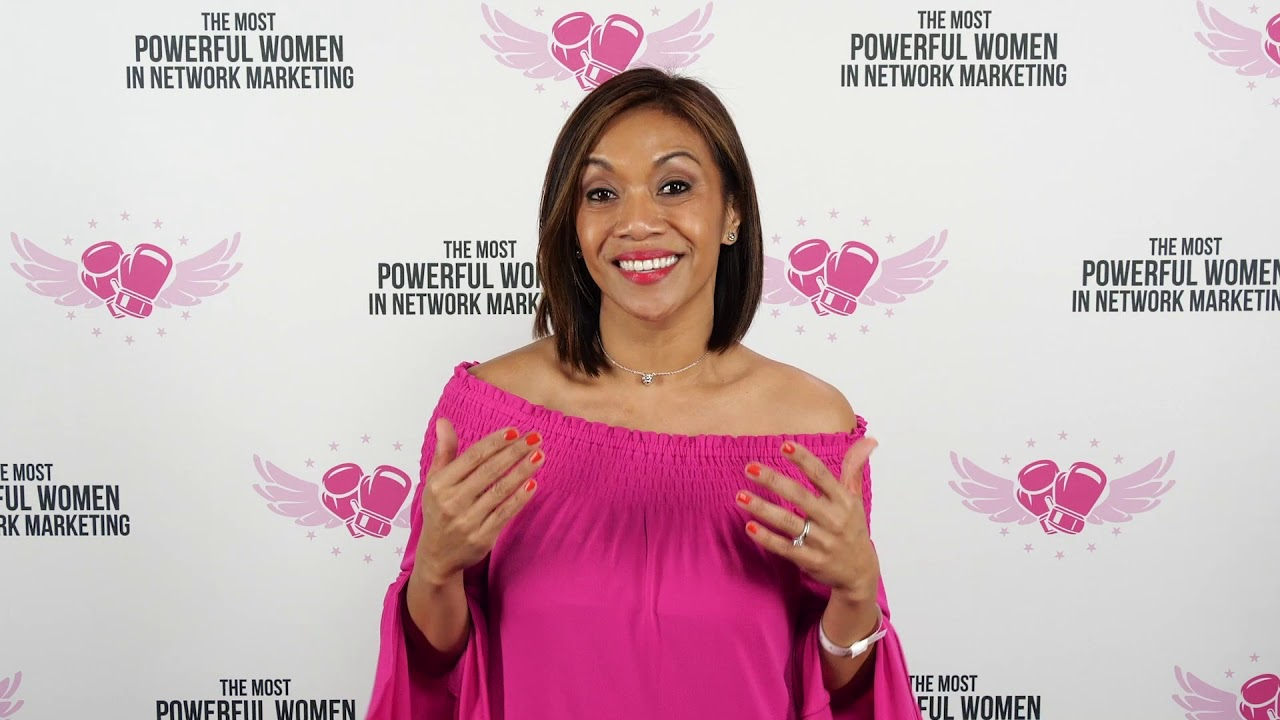 2020 Most Powerful Women in Network Marketing Event