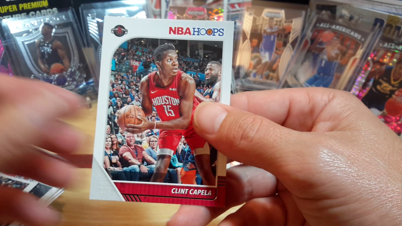 2019 2020 Nba Hoops First Look Opening 2 Blaster Boxes Pulled Some Good Rookies Check It Out