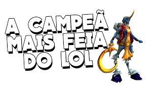 Baixar SORAKA, A CAMPEÃ MAIS FEIA DO LEAGUE OF LEGENDS DE TODOS OS TEMPOS!