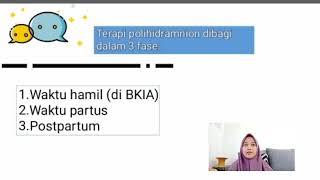 Permasalahan Ketuban saat Hamil with dr. Noviyani Sugiarto, SpOG.
