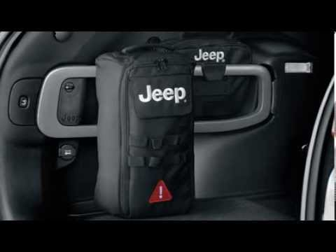 Jeep Cherokee Jeep Cargo Management System