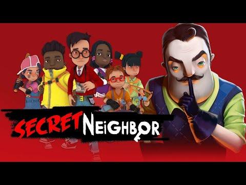 Secret Neighbor Gameplay (Being Neighbor/Detective) - YouTube