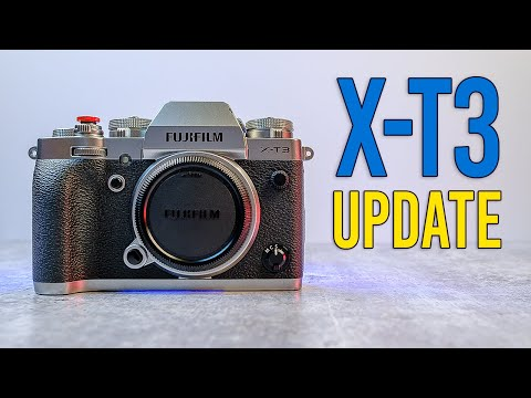 Fujifilm XT3 Firmware