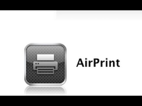 HOW-TO: AirPrint all printers