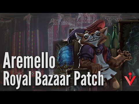 Armello Royal Bazaar (0.3.4) Update Overview