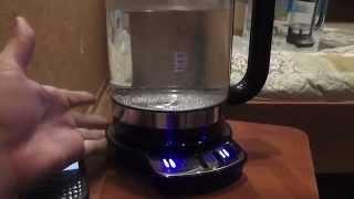 мегаобзор покупка в дом чайник rolsen rk 3720g