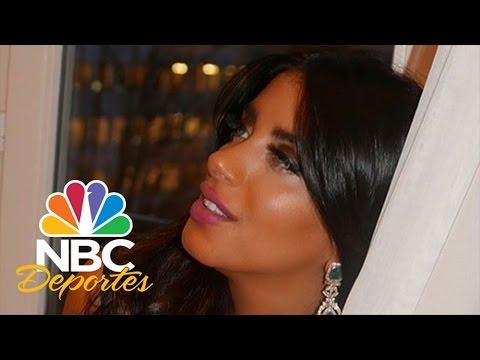 Eurocopa: Daniella Semaan, pareja de Cesc Fàbregas | Deporte Rosa | NBC Deportes