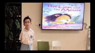 skhhcw的我最喜愛的書籍推介(9)  The mouse and the lion相片