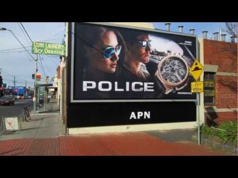 APN Billboard Rollout Digi Corporate Throwback