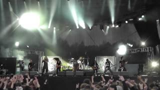 Eluveitie - 7 - Havoc FULL HD (Live at Metalfest, Poland 2012)