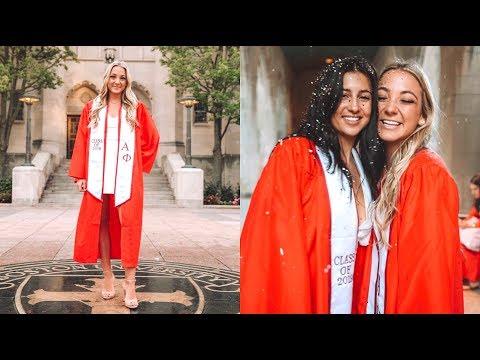 College Graduation Weekend | Boston University Questrom School Of Business!