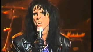 Watch Alice Cooper Burning Our Bed video