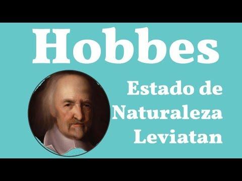 Contractualistas; Thomas Hobbes