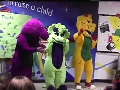 Barney And Baby Bop Costumes & Baby Bop Mascot Costume