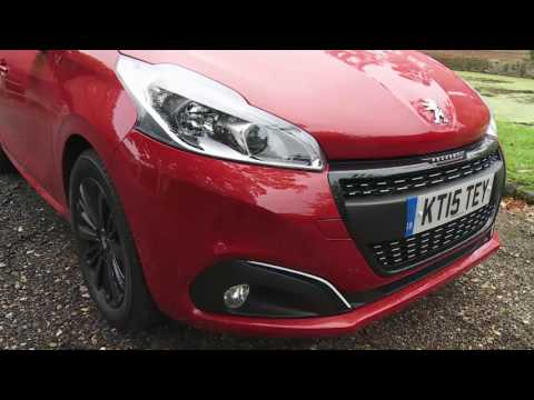 Peugeot 208 Full Video Review 2015