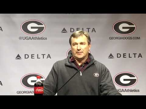 Georgia Bulldogs on UGASports.com: Kirby Smart SECCG Media Day Press Conference 11-26-18