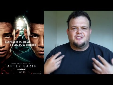 after earth movie review science fiction will smith youtube