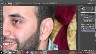 كيفية تصفية الصورة بثواني بالفوتوشوب للمبتدئين