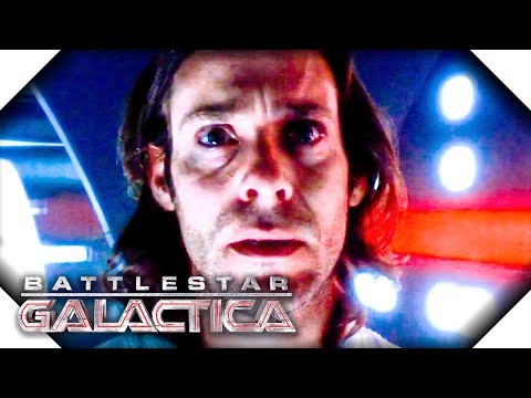 Battlestar Galactica | The Cylons Want To Look Forward