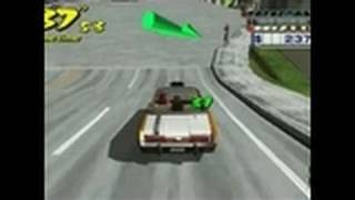 Crazy Taxi: Fare Wars Sony PSP Trailer - Cruising Down The
