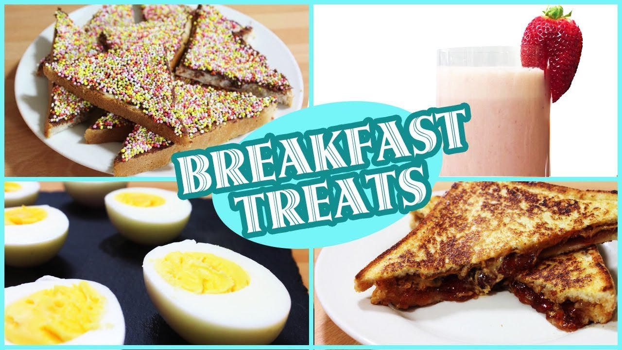 Quick And Easy Breakfast Recipes Fun Food For Kids