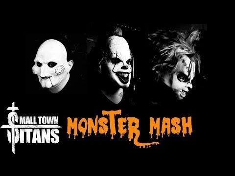 BEARDO - Small Town Titans - Monster Mash