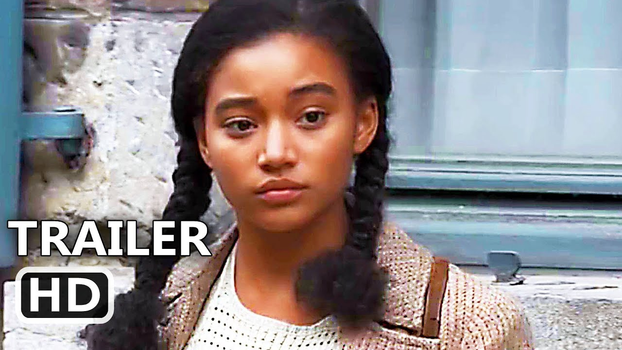 WHERE HANDS TOUCH Official Trailer (2018) Amandla Stenberg ...