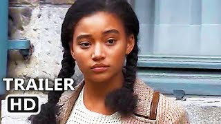 WHERE HANDS TOUCH Official Trailer (2018) Amandla Stenberg, Drama Movie HD