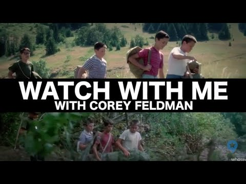 "Corey Feldman Watches ""Stand By Me"" on Its 30th Anniversary 
