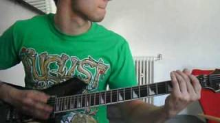 Asking Alexandria - Not The American Average (guitar cover)
