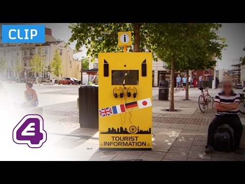 Tourist Information | Bad Robots (S1-Ep3) | E4