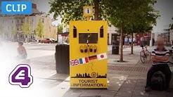 Tourist Information | Bad Robots (S1-Ep3) | E4