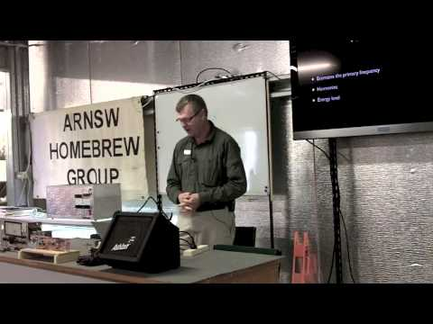FreeDV Codec2 presentation to Amateur Radio NSW Home Brew group