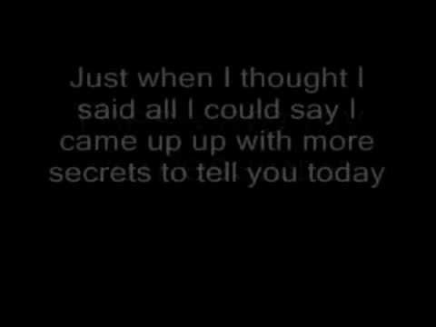 confessions part III - Usher lyrics (HD)