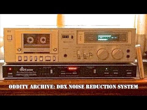 Oddity Archive: Episode 122 – DBX Noise Reduction System
