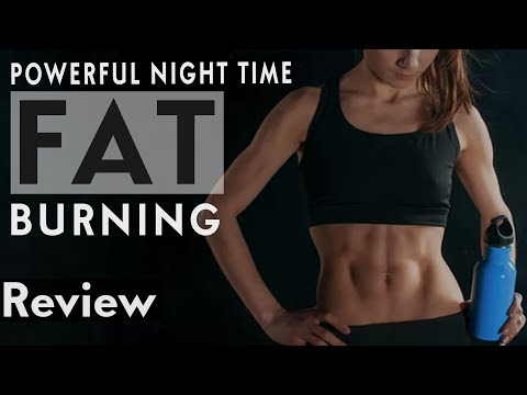powerful-night-time-fat-burning-|-bed-time-drink:-for-weight-loss-(overnight)