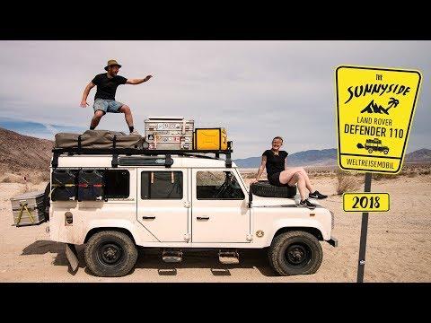 Land Rover Defender Weltreisemobil - 1 Jahr Erfahrung - Room Tour  | Wohnmobil selber ausbauen 2018