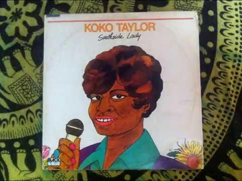 Koko Taylor - South Side Lady - 1973 - Full Album