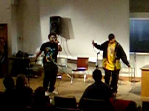 Hip Hop for a Cool Planet at Solidarity Economy Forum cabaret
