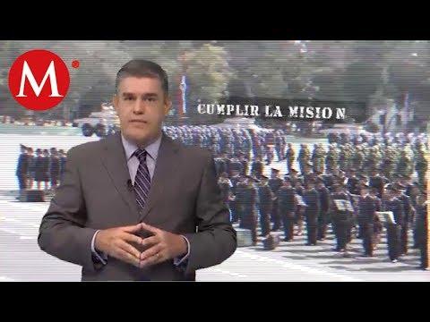 El papel de los Militares en México  / Cadena de Mando