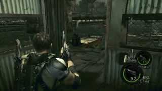 Resident Evil 5 Gameplay Part 12 Deutsch