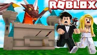 LOKIS RUNNING FROM THE FIERCE DRAGON | ROBLOX-Time Travel Adventures