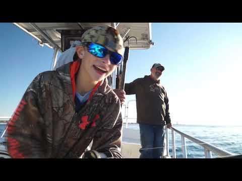 South Walton Fishing Adventures Season 1, Ep 3: Beach Launching In South Walton