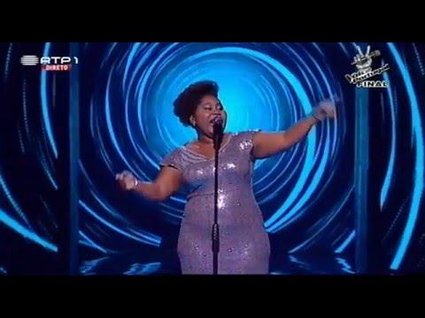 "Deolinda Kinzimba – ""I will always love you""   Final do The Voice Portugal   Season 3"