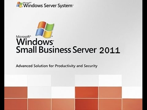 Small Business Server 2011 Overview