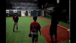 Quinco Baseball Academy Walk Through
