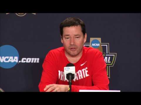 News Conference: Ohio State Preview