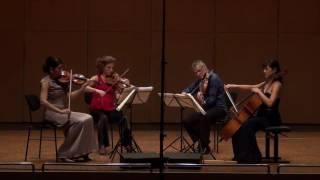 Korngold - String Quartet No.3  -Sostenuto-